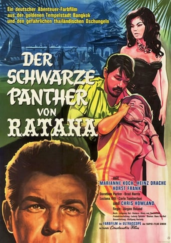 Poster of The Black Panther of Ratana