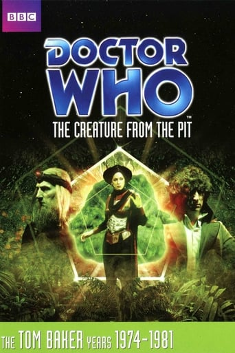 Poster of Doctor Who: The Creature from the Pit