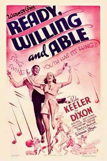 Poster of Ready, Willing and Able
