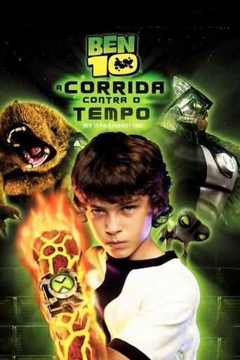 Poster of Ben 10 Race Against Time