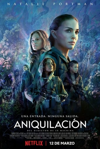 Poster of Aniquilación