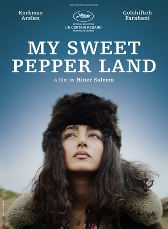Poster of My Sweet Pepper Land