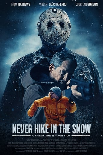 Poster of Never Hike in the Snow