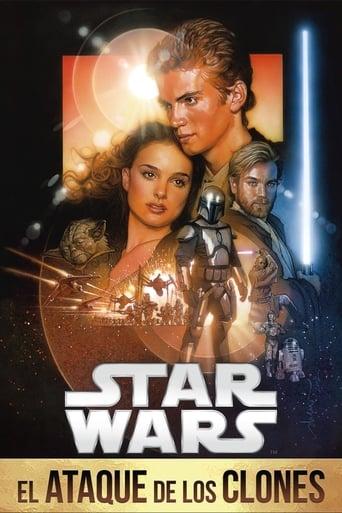 Poster of La guerra de las galaxias. Episodio II: El ataque de los clones