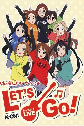 Poster of K-ON! Live Event ~Let's Go!~