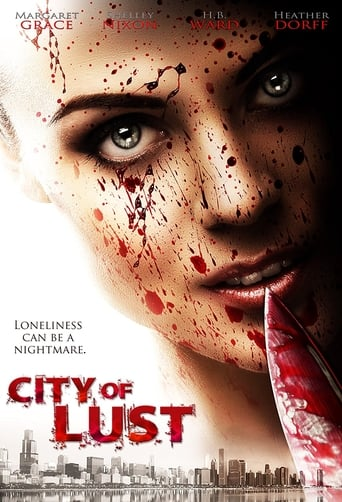 City of Lust Poster