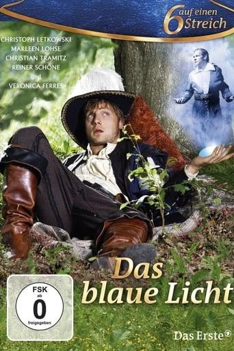 Poster of Modrá lucerna