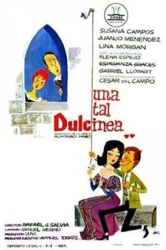 Poster of Una tal Dulcinea