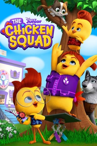 Poster of The Chicken Squad