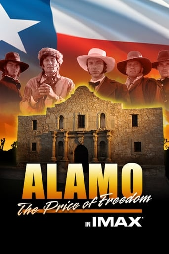 Poster of Alamo: The Price of Freedom