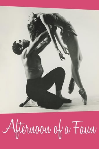 Poster of Afternoon of a Faun: Tanaquil Le Clercq