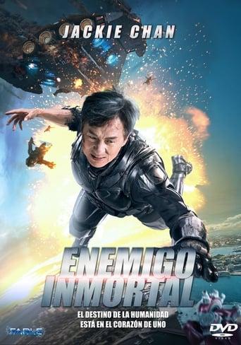 Poster of Enemigo Inmortal