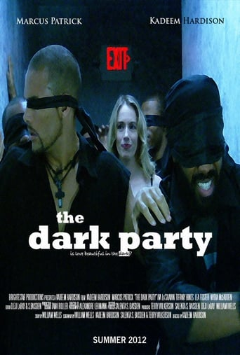 Poster of The Dark Party