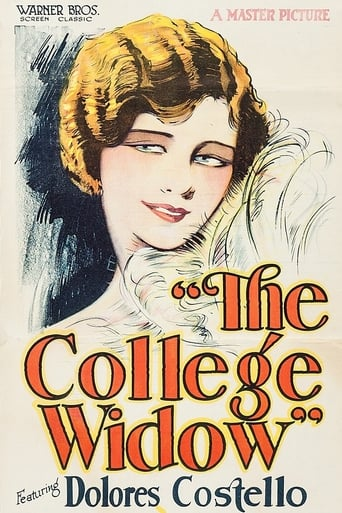 Poster of The College Widow