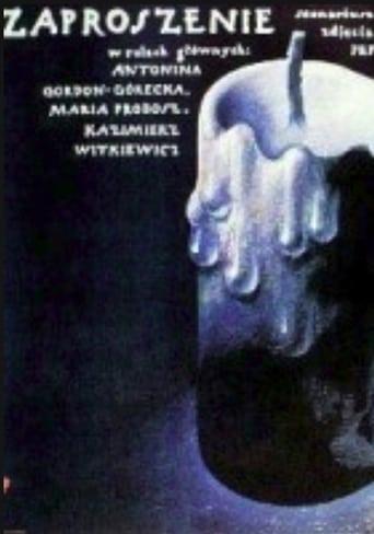 Poster of Zaproszenie