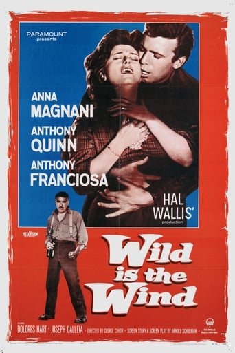 Poster of Wild Is the Wind