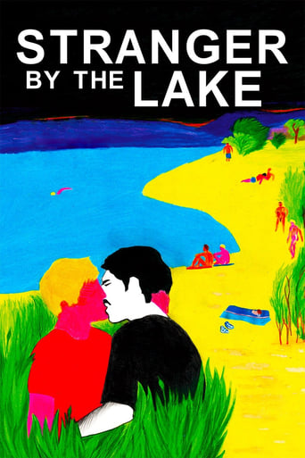 Poster of Stranger by the Lake