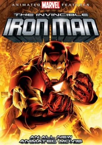Poster of The Invincible Iron Man