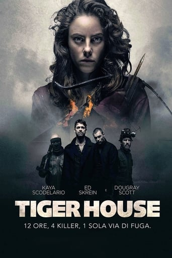 Poster of Tiger House