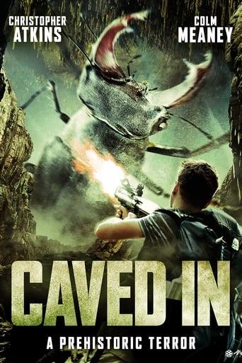 Poster of Caved In: Prehistoric Terror