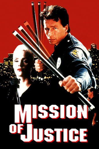 Poster of Mission of Justice