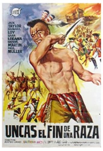 Poster of Fall of the Mohicans