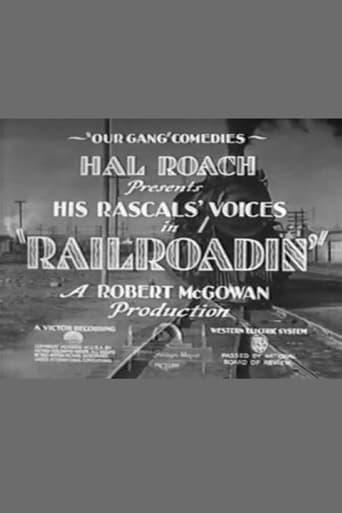 Poster of Railroadin'