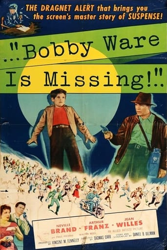 Poster of Bobby Ware Is Missing