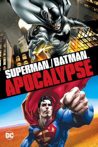Poster of Superman/Batman: Apocalypse
