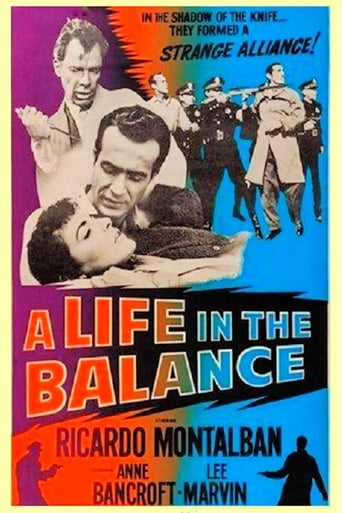 Poster of A Life in the Balance