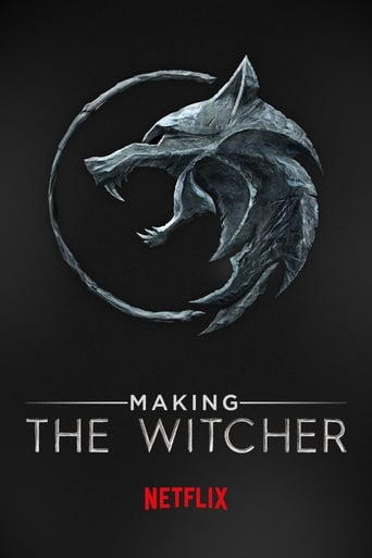 Poster of Making the Witcher