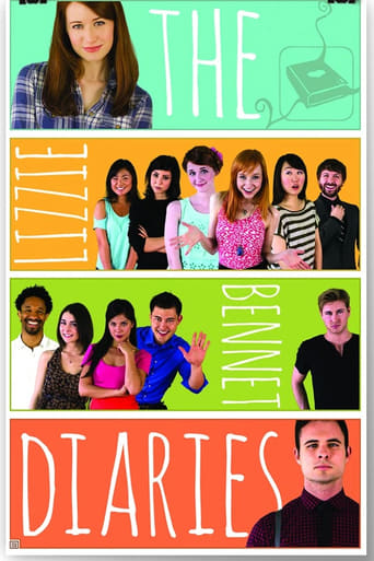 Poster of The Lizzie Bennet Diaries