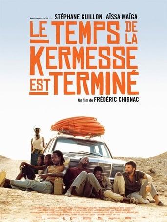 Poster of Le temps de la kermesse est terminé