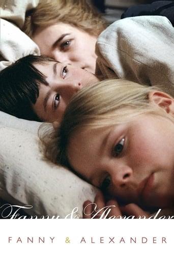 Poster of Fanny & Alexander