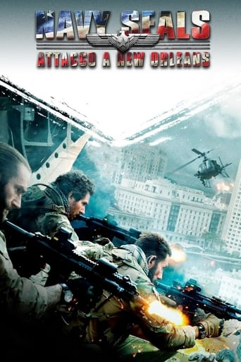 Poster of Navy Seals - Attacco a New Orleans