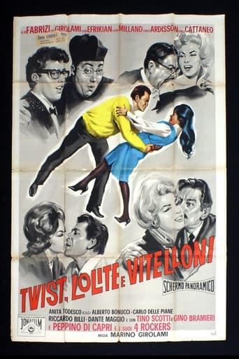 Poster of Twist, Lolite E Vitelloni