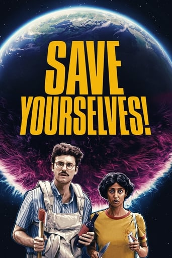 Poster of Save Yourselves!