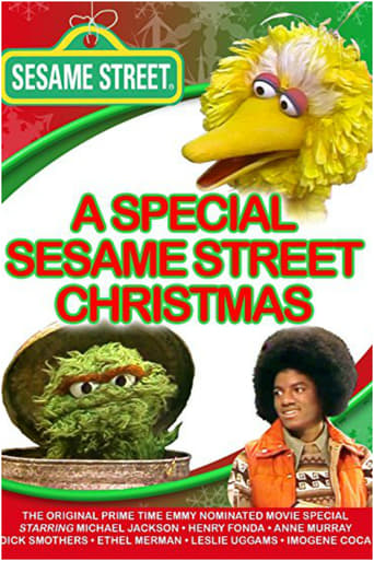 Poster of A Special Sesame Street Christmas