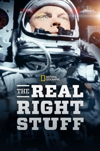 Poster of The Real Right Stuff