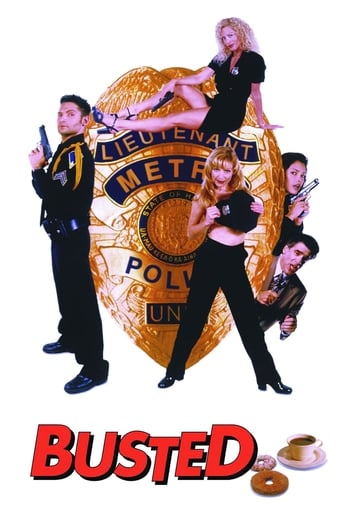 Poster of Busted