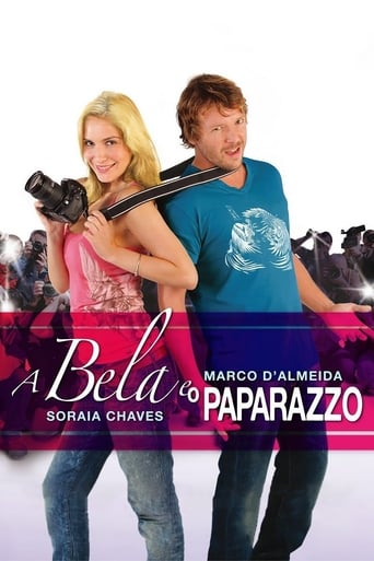 Poster of The Beauty and the Paparazzo