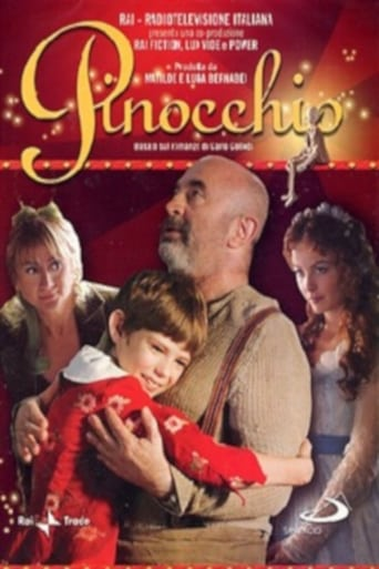 Poster of Pinocchio