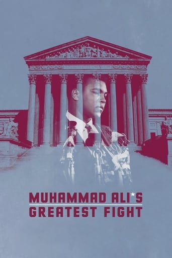 Poster of Muhammad Ali's Greatest Fight