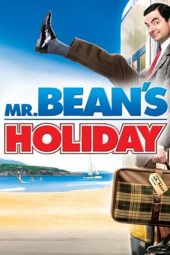 Poster of Mr. Bean's Holiday