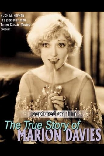 Poster of Captured on Film: The True Story of Marion Davies