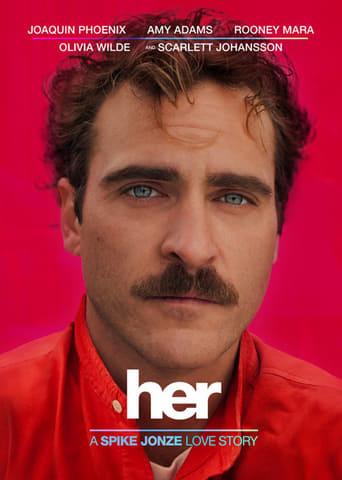 Her - filmaffisch