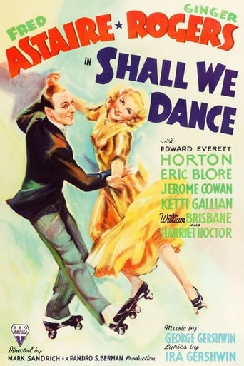 Poster of Shall We Dance