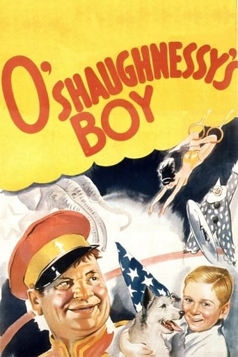 Poster of O'Shaughnessy's Boy