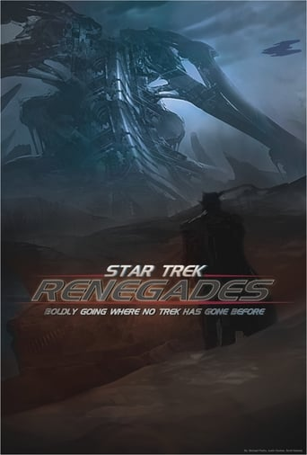Poster of Star Trek: Renegades