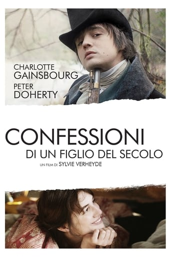 Poster of Confessioni di un figlio del secolo